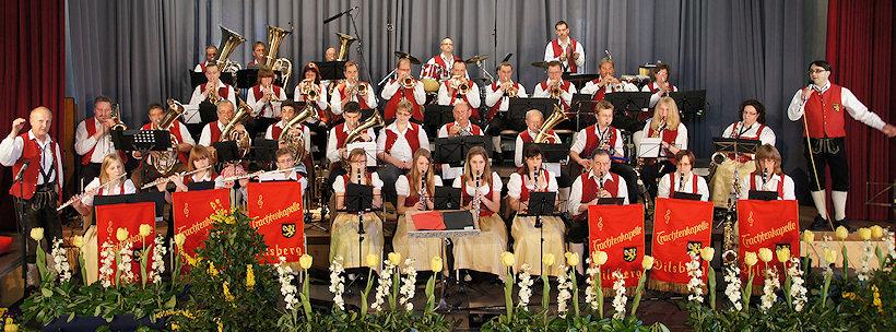Trachtenkapelle Dilsberg - Orchester