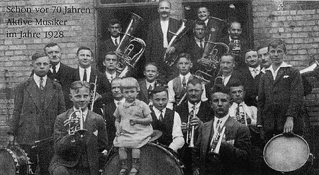 Musiker 1928