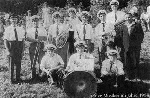 Musiker 1958